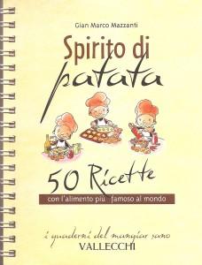 Spirito di Patata, raccolta di 50 ricette a base di patata