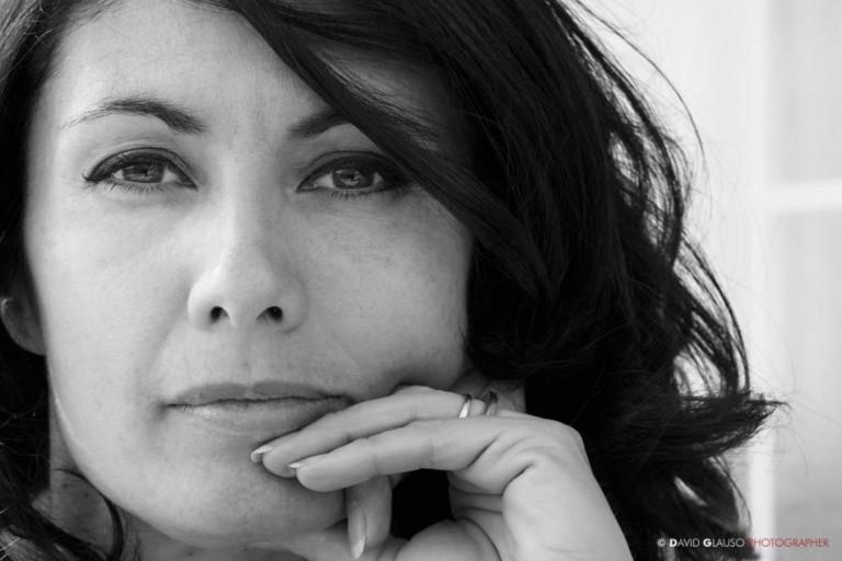 Ilaria Glauso è la designer della linea Le spose di Marila della Sartoria Glauso Haute Couture