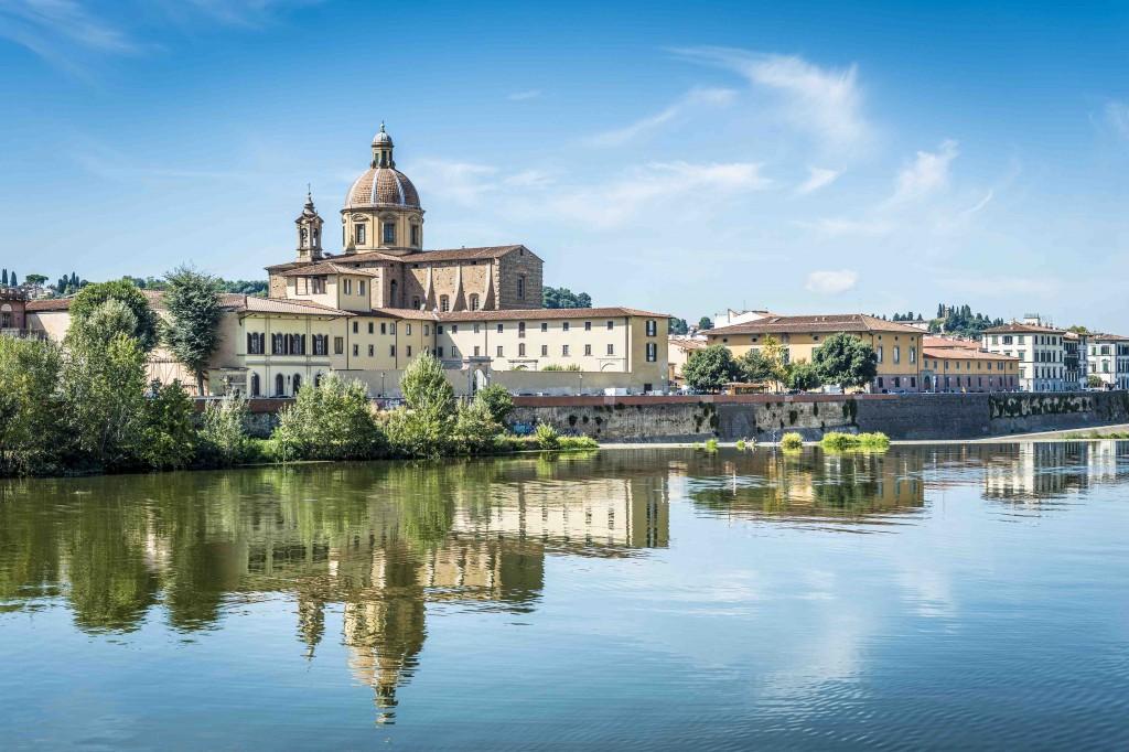 Casa Vacanze a Firenze: Perfect Oltrarno si trova in Oltrarno in zona San Frediano