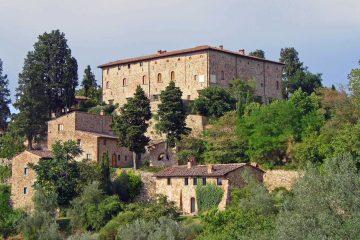 Idee per un addio al nubilato in Toscana diverso dal solito: relais di lusso, cuicina toscana, Cantine Antinori e la splendida campagna della Val di Pesa