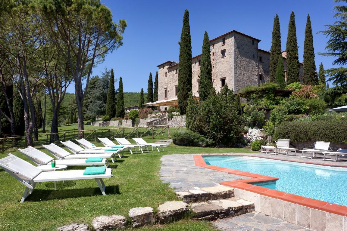 Matrimonio Toscana Castello : Castello di spaltenna la favola un matrimonio in toscana
