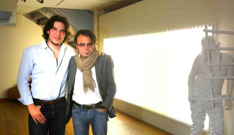 La galleria d'arte contemporanea Eduardo Secci Contemporary ha inaugurato la sua nuova sede in via Maggio a Firenze,nello storico quartiere di Santo Spirito
