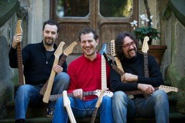 Giniski è composto da Lorenzo Ginanneschi, Claudio Di Marco, Alberto Rosin