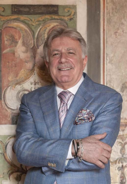 Patrizio Cipollini è il GM del Four Seasons Hotel Firenze, uno degli hotel più belli di Italia