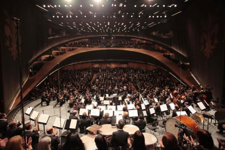 Il 10 maggio 2014 aprirà il Nuovo Teatro dell'OPera di Firenze
