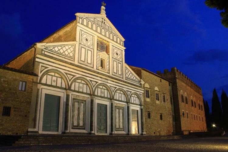Sam Miniato al Monte a Firenze, dove abbiamo scoperto le origini della Carabaccia