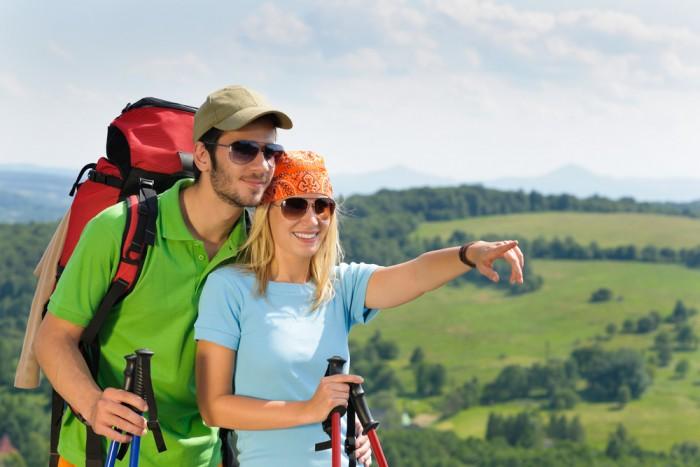 Il Festival della Viandanza è un'occasione per camminare nella natura Toscana, rilassarsi e scambiarsi idee e opinioni