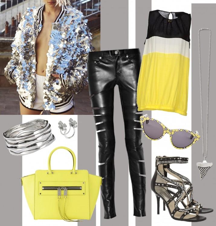 Il giallo è protagonista delle tendenze estate 2014 e la fashion designer Rossella Cannone ci consiglia come indossarlo per essere alla moda