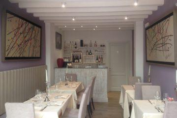 Il ristorante Zibibbo a Firenze ospita una mostra personale dell'artista cinese Sun Lian Gang, uno dei massimi pittori astratti contemporanei