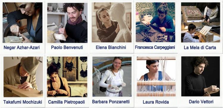 Artigianato e Palazzo 2014 si svolgerà a Firenze dal 15 al 18 maggio e vedrà protagonisti maestri artigiani, artisti e blogger: creatività e multimedialità