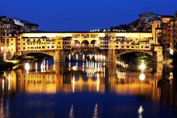ponte vecchio: suoni e luci a firenze il 16 giugno 2014