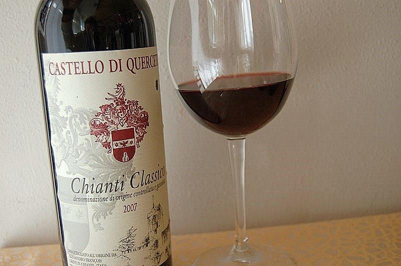 Intervista a Alessandro François, proprietario dell'azienda Castello di Querceto a Greve in Chianti (FI), una delle eccellenze della viticoltura toscana