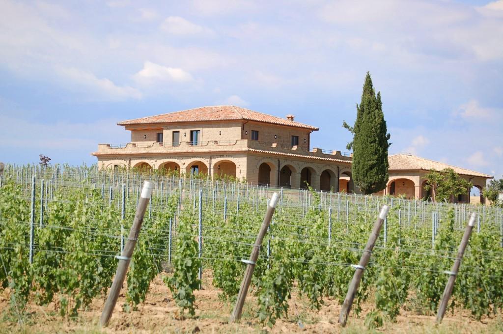 L'Agriturismo Poggio al Tufo si trova a Pitigliano, Maremma, Toscana
