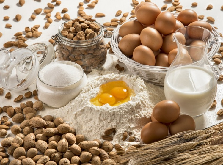La familglia Bargilli produce le cialde di montecatini con gli ingredienti della tradizione