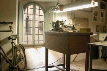 La Casa dell'Orafo si trova a Firenze vicino a Ponte Vecchio