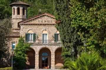 Il Resort Grotta Giusti si trova a Monsummano Terme in provincia di Lucca