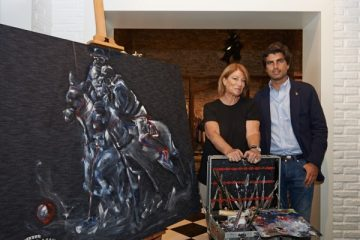 Us Polo Assn a Pitti Uomo 2014