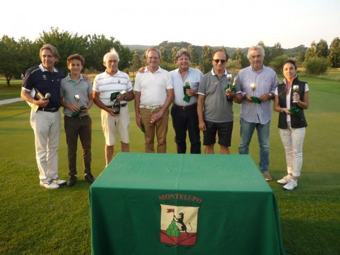 Bollicine Tour al Cavenon 2014 al Golf Club Montelupo