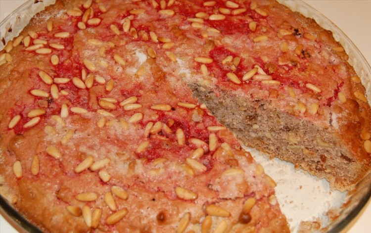 La schiaccia briaca è un dolce tipico dell'isola d'elba