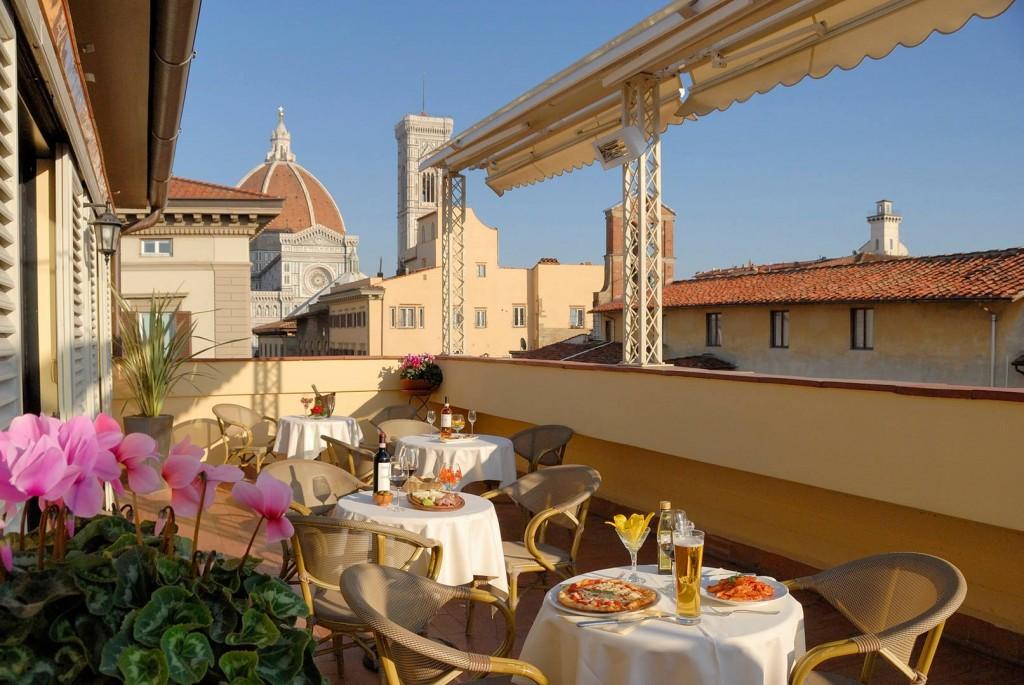 Terrazza con Vista è il contest fotografico su Instagram dedicato alle terrazze degli hotel di Firenze