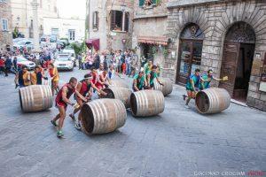 bravìo dellle botti montepulciano Siena Toscana