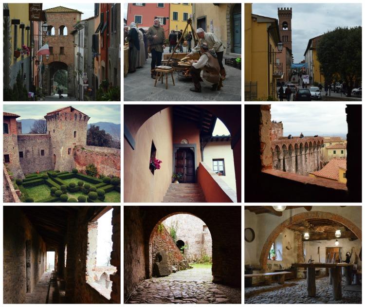 La Festa del Vino a Montecarlo si tiene dal 28 agosto all'8 settembre