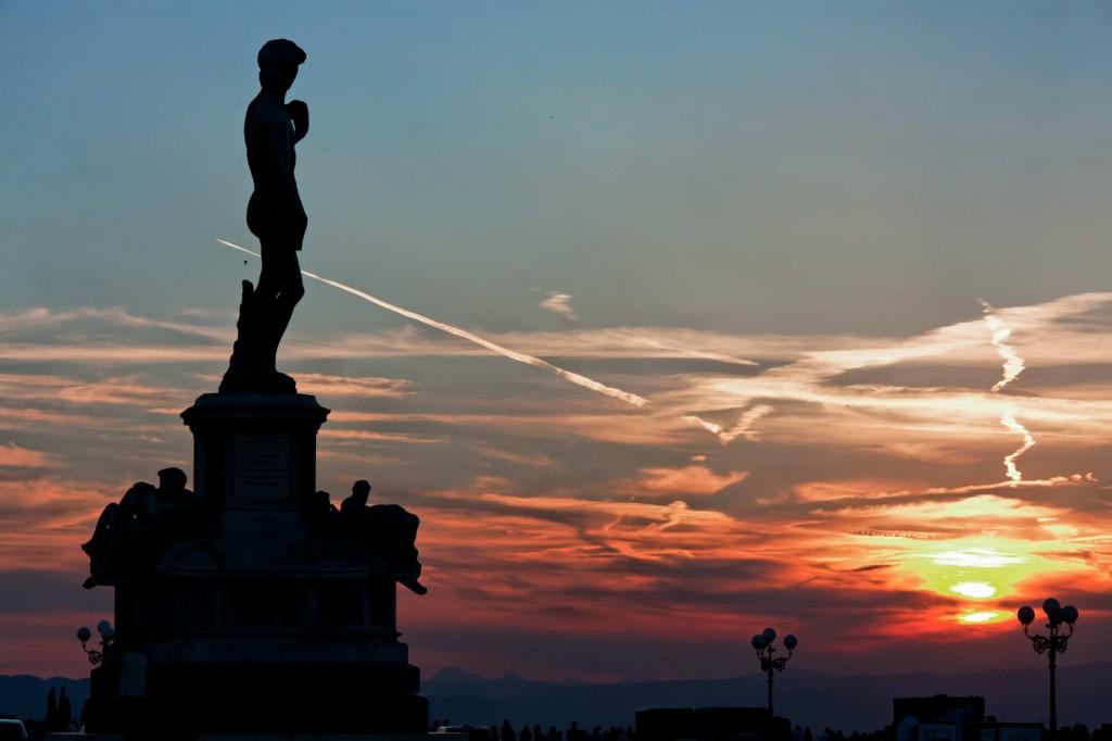 Firenze dal Piazzale Michelangelo 03