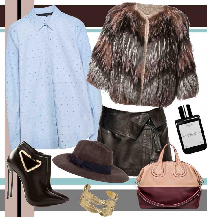 Camicia da uomo: la stylist e fashion blogger Rossella Cannone ci dice essere donne super sexy questo inverno indossando gli abiti di lui