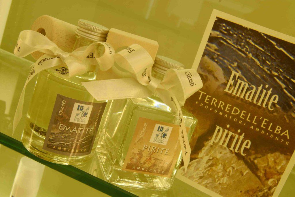 La Farmacia Giusti si trova a Porto Azzurro, Isola d'Elba