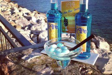 Alla farmacia Giusti a Porto Azzurro,Isola d'Elba, il Dott. Giusti produce cosmetici e integratori naturali 100% made in Tuscany come L'Ape