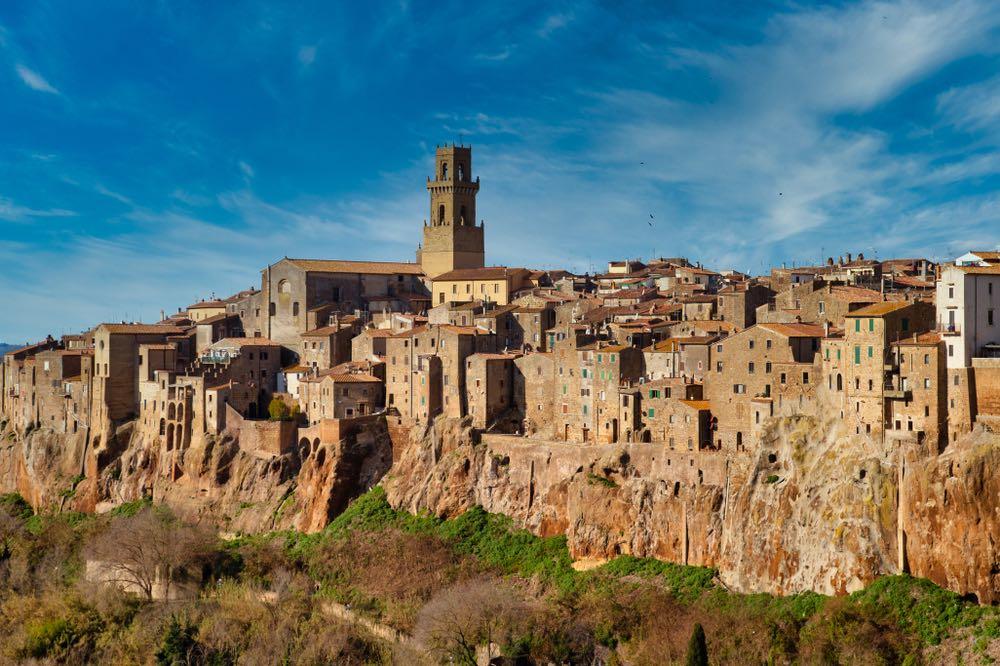 Pitigliano è chiamata la Piccola Gerusalemme di Toscana