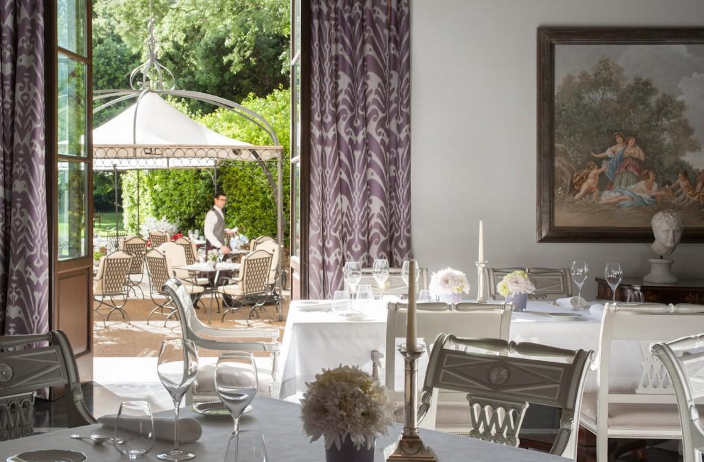 Il Palagio: uno dei migliori ristoranti in Toscana secondo Ristoranti d'Italia 2015, la guida de L'Espresso dedicata alla ristorazione