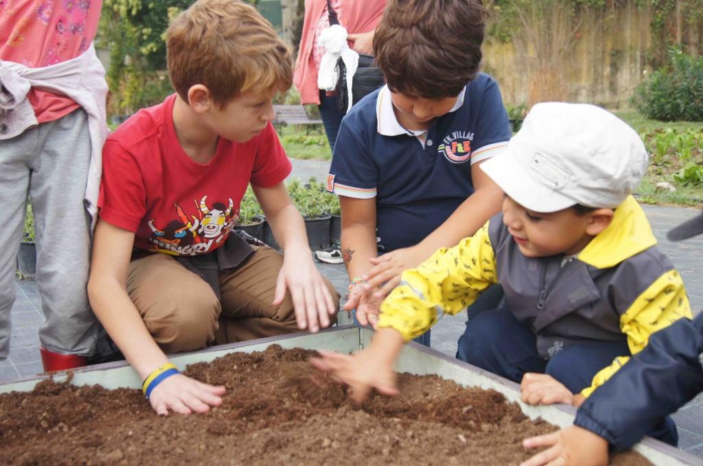 """""""Ti porto nell'Orto"""" è un'iniziativa organizzata dall'Orto Biologico Palmi Firenze, per scoprire il mondo del biologico"""