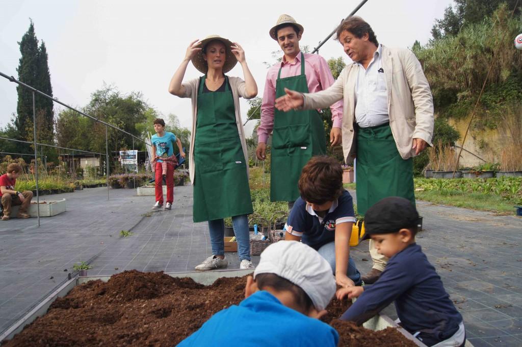 """""""Ti porto nell'Orto"""" è un'iniziativa organizzata dall'Orto Biologico Palmi Firenze per scoprire il mondo del biologico"""