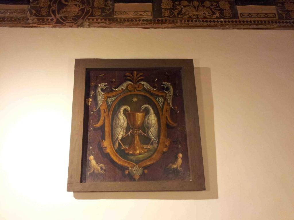 Simbolo dell'Ordine Camaldolese dei Benedettini riformati