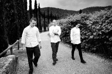 """Il ristorante """"Le Tre Lune"""" a Calenzano, Firenze, è stato selezionato come miglior ristorante emergente dalla guida dell'Espresso"""