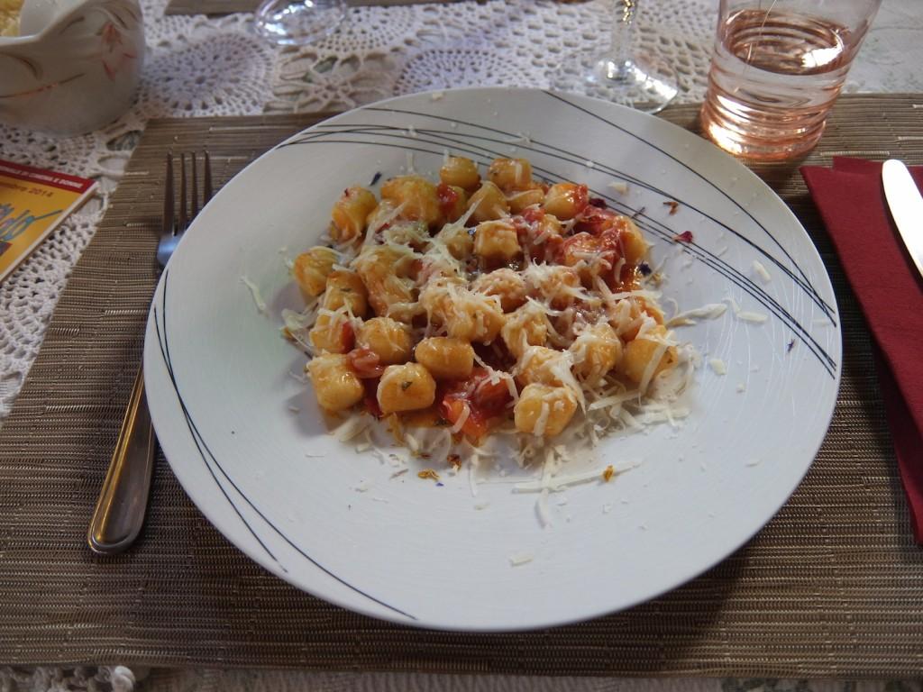 Gilda Bistrot Firenze - Gnocchi di patate