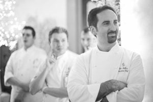 Vito Mollica, Executive Chef del ristorante Il Palagio del Four Seasons Firenze, racconta la sua carriera