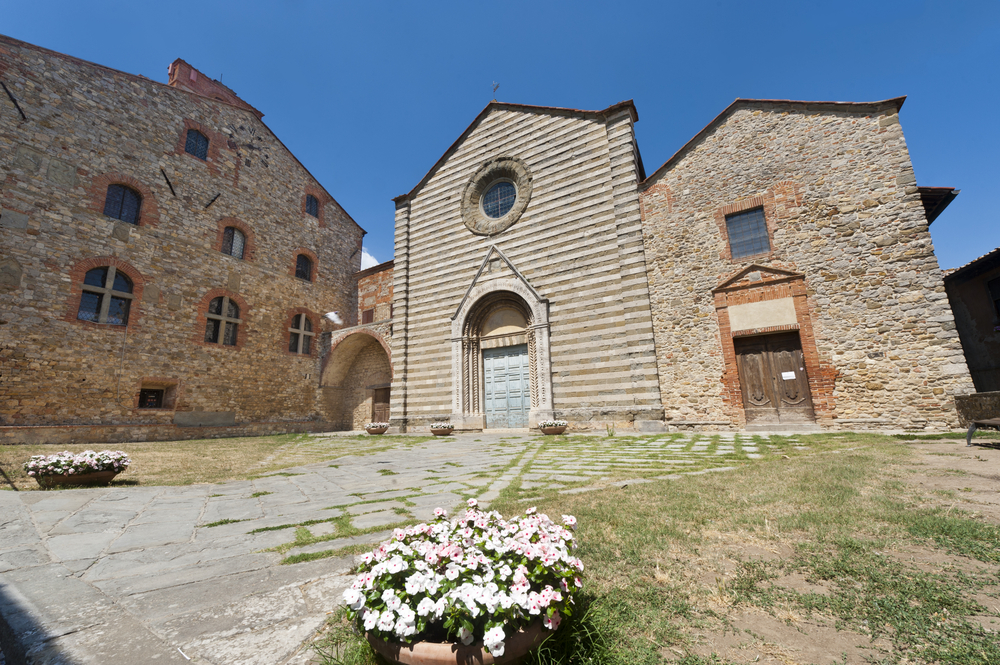 Lucignano (AR) è un antico borgo medievale in Val di Chiana, ricco di eventi enogastronomici e luoghi da visitare
