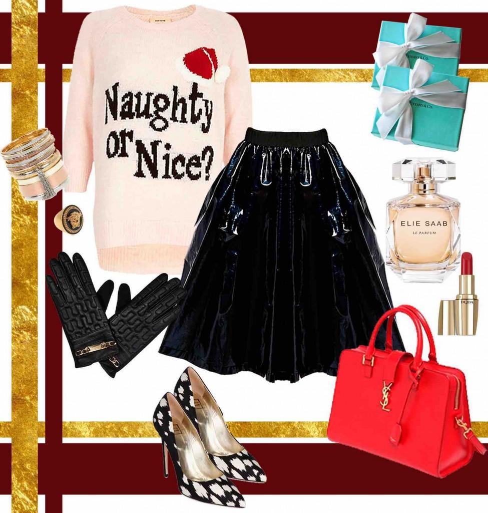 La blogger e fashion stylist Rossella Cannone ci presenta gli outfit e gli stili giusti da sfoggiare durante le feste per un meraviglioso fashion Christmas!