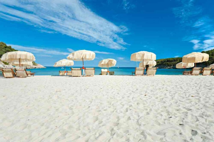 Isola d'Elba - Spiaggia di Biodola - Portoferraio