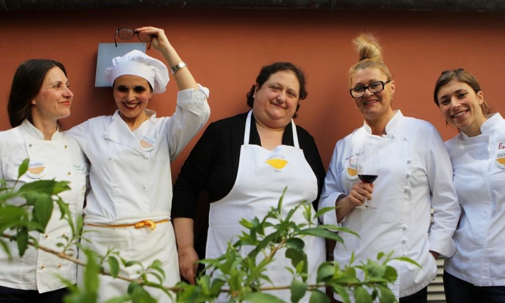 MaMa Florence - chef Santandrea Passione Piccini Segoni Della Martira