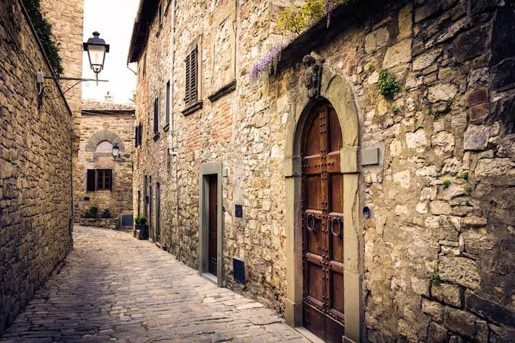 Montefioralle Greve in Chianti - Firenze 04