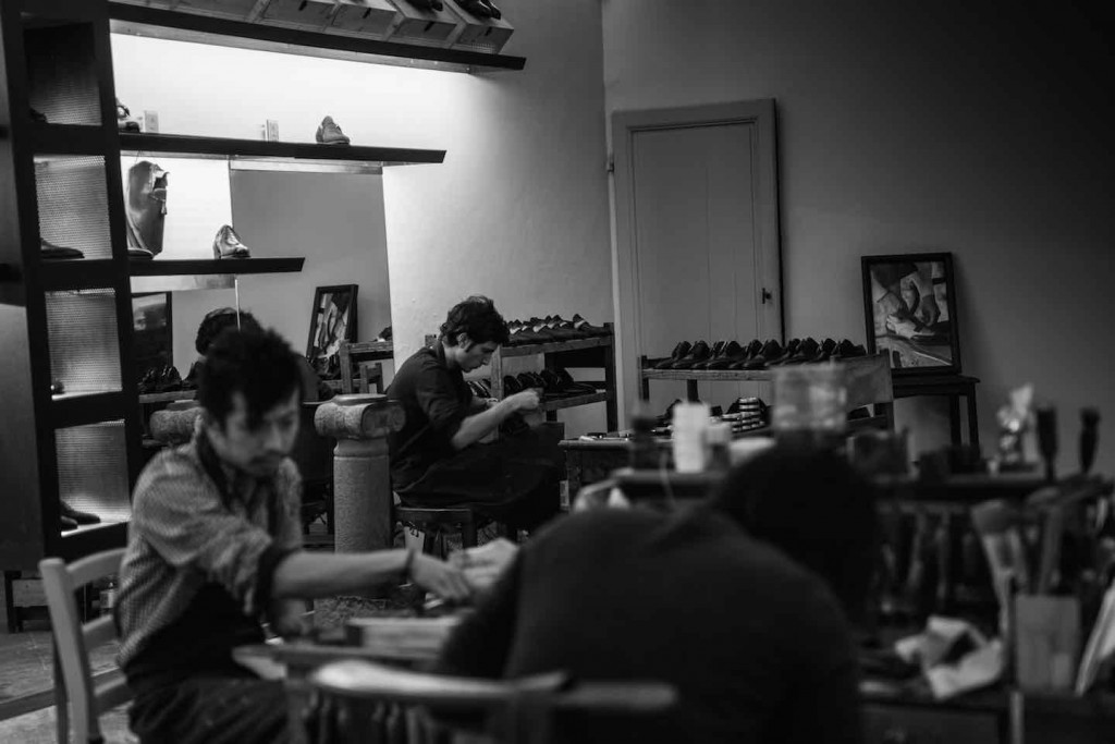 Stefano Bemer è un marchio di eccellenza Made in Tuscany per le scarpe su misura e ready-to-wear