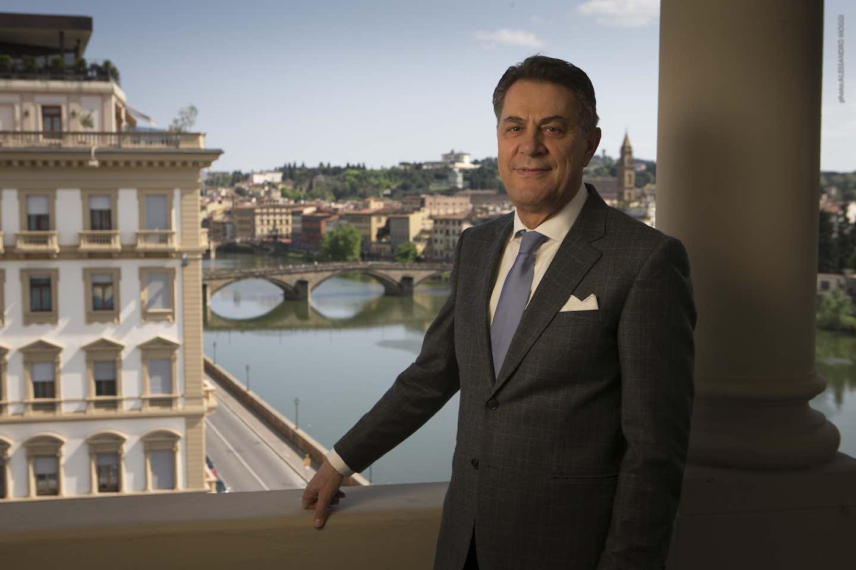 Valentino Bertolini, Direttore Generale del St Regis Firenze - TuscanyPeople