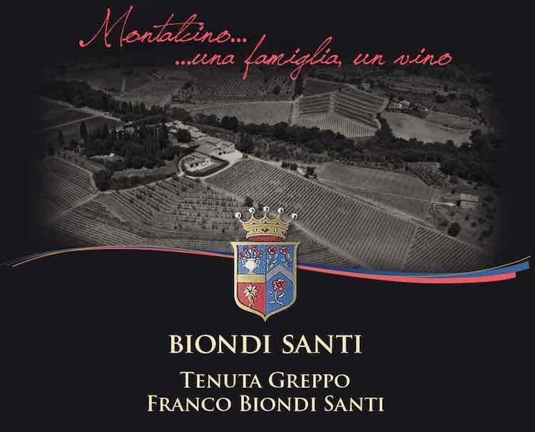 Biondi Santi - Tenuta Greppo - Montalcino