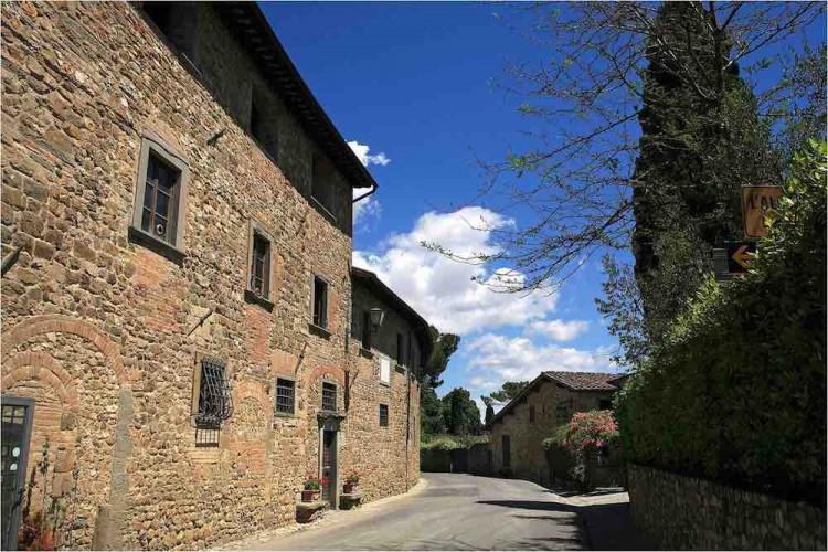 Casa Machiavelli - est 3