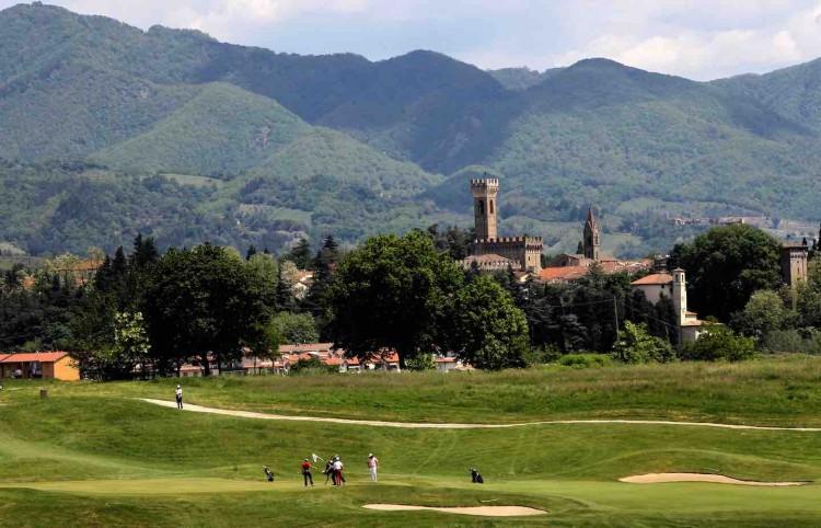 I risultati delle gare di golf in Toscana nel primo weekend di novembre