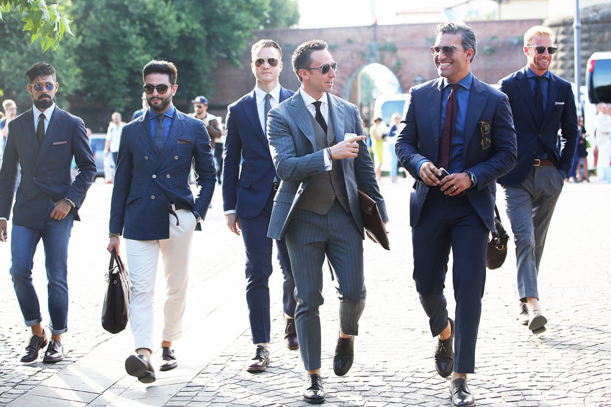 Pitti Uomo 2015 La Moda Italiana Torna A Firenze
