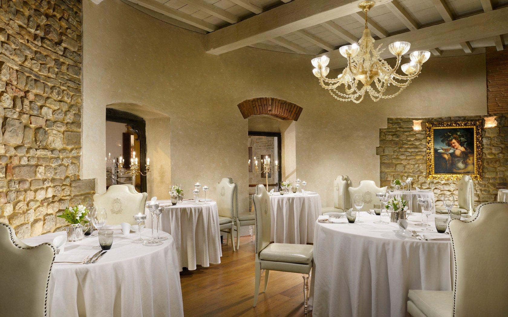 Ristoranti di design a firenze il gusto a 360 - Ristorante con tavoli all aperto roma ...